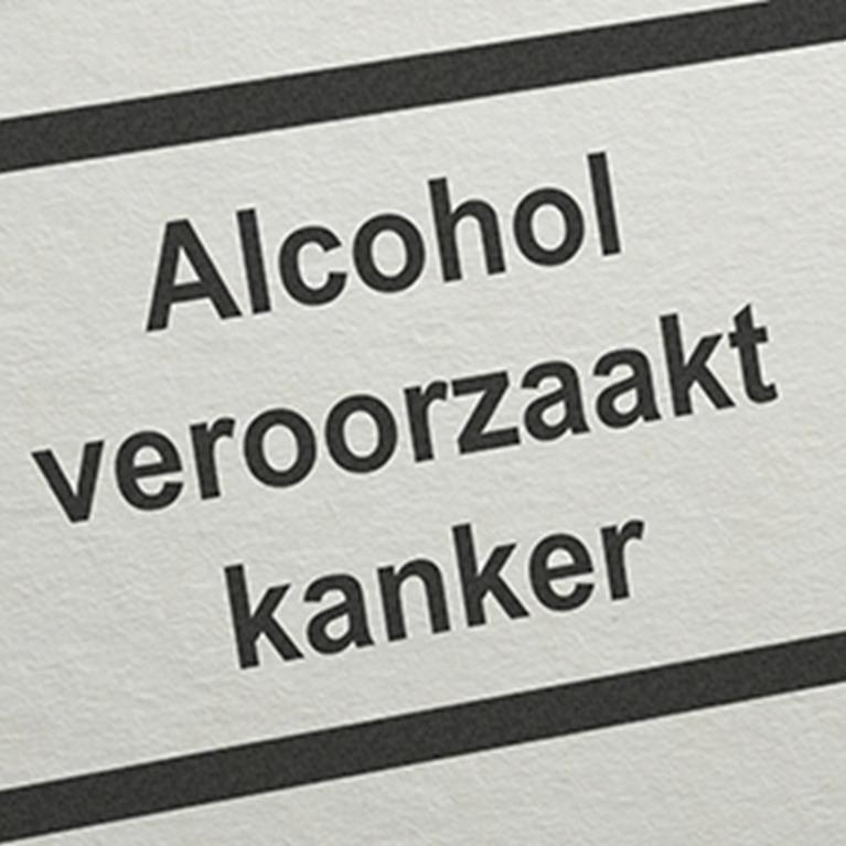 Afbeeldingsresultaat voor alcohol veroorzaakt kanker